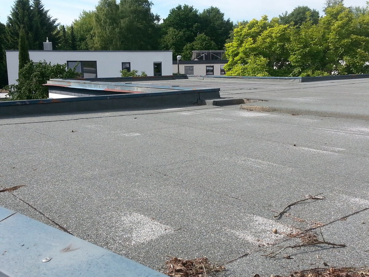 Most Common Problems of Flat Roofs