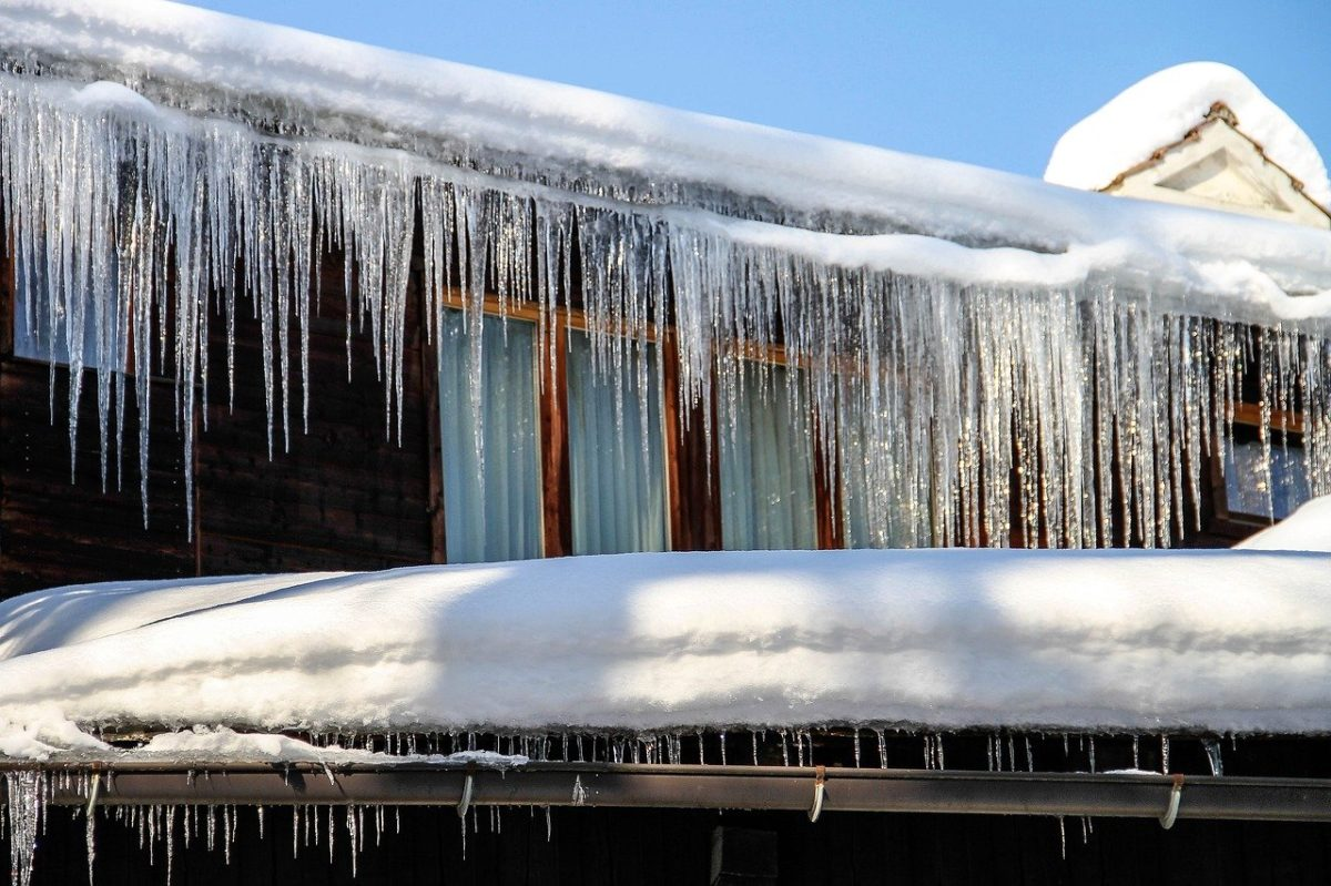 Ice Dams Formation and Prevention