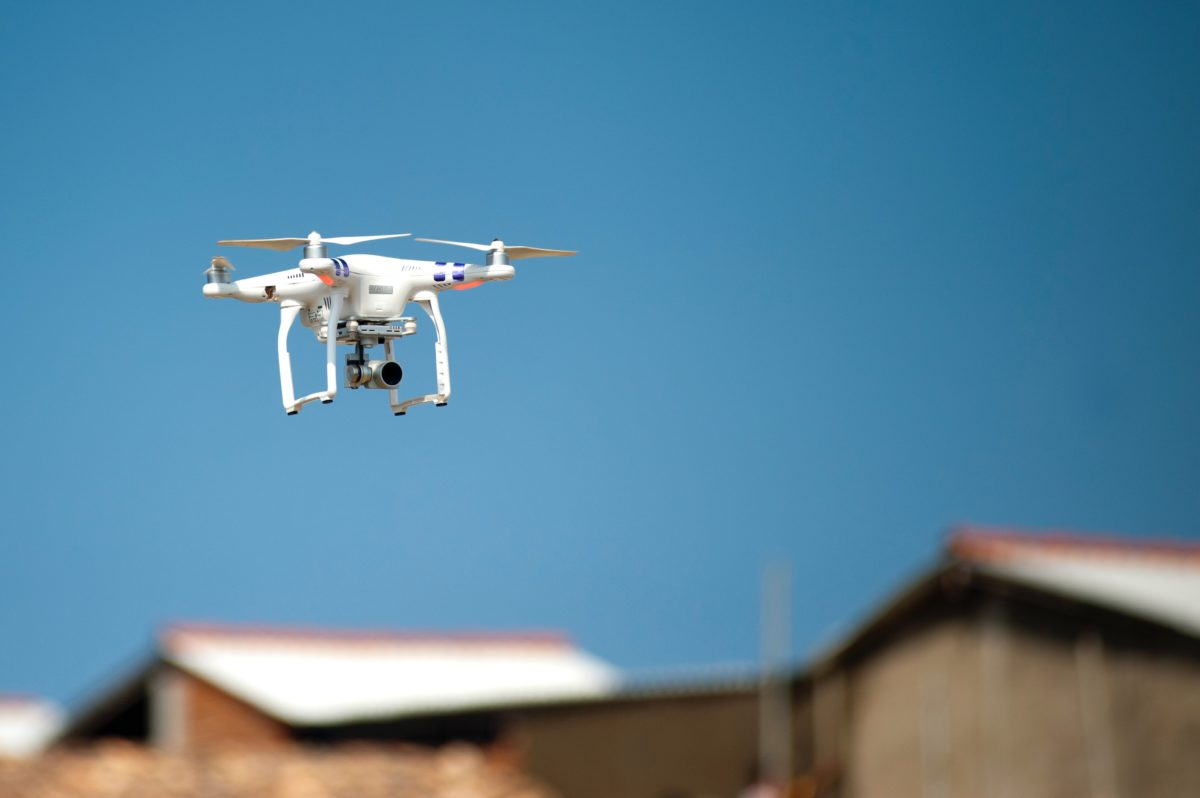 Are Drones the Future of Roof Inspections?